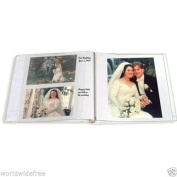 Bulk Pack Pioneer 57-WR 5x7 Refill for WF-5781 Wedding Album 50 Pages 25 Sheets