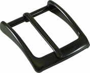 Springfield Leather Company 2.5cm - 1.3cm Gunmetal Midtown Syle Buckle