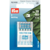 Prym 5 Pieces 2 Size Sewing Machine Quilting Needles - 152930