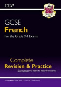 New GCSE French Complete Revision & Practice (with CD & Online Edition) - Grade 9-1 Course