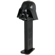 Star Wars Darth Vader Giant PEZ Dispenser With Sound And 6 Rolls Of Candy