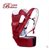 Bass Bear Seasons versatile breathable baby sling baby backpack waist board benches