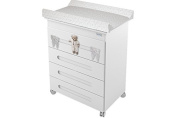 Chest of drawer - Baby bath