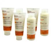 3 x ABBA Pure Curl Duo - Shampoo 250ml & Conditioner 200ml