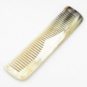 Small pocket Comb - Real natural Horn - Classic Timeless