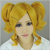 LanTing Seraph of the End Bun Styled Woman Cosplay Party Fashion Anime Wig