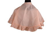 Hairdressing Cape, Taffeta, Classic Without Ruffles
