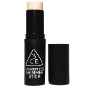 3 Concept Eyes - Shimmer Stick PEACH