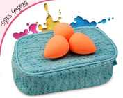 Miss Gorgeous makeup set Powder Puff Cosmetic Bag Beauty Tools