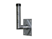 A.S.SAT STEEL WALL DM48MM 10 X 28 CM