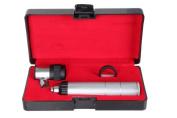 Instruments GB®-Dermatoscope Dermatology skin Diagnostic Black & Silver Dermatoscope set.10x Magnification