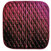Comfortcare Incontinence Protection Chair Pad 1 litre - Burgundy