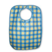 Comfortcare Adult Bib / Clothing Protector in- Yellow