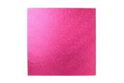 SmileKIDZ ~ Olivia Owl Dark Pink ~ 36cm Thick Square Cake Drum