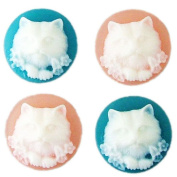 YL Cats Y050 Silicone Soap mould Craft Moulds DIY Handmade soap mould