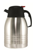 2L Stainless Steel Double Wall Isolating Vacuum Bottle Jug Thermos Flask