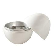 Eastlion Premium White Egg Shaped Microwave Egg Boiler, For 4 Eggs