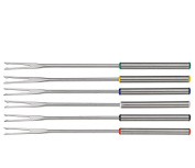 Spring Fun 2690280606 Stainless-Steel Fondue Forks