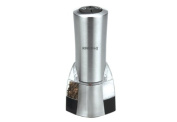 King Hoff KH 4043 Electric 2 in 1 Salt And Pepper Mill/Salt Shaker and Pepper Shaker Stainless Steel Spice Mill
