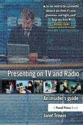 Presenting on TV and Radio