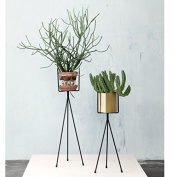 Ferm Living Plant Stand Black - Large
