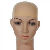 Allsorts® Pack of 2 Blonde Nude Wig Caps Hair Cap