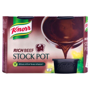 Knorr Rich Beef Stock Pot