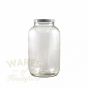 1 x One Gallon Pickle Jar complete with lid