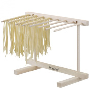 VonShef Collapsible Pasta & Spaghetti Drying Rack Stand, Free 2 Year Warranty
