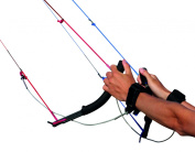Flexifoil Prolink 4 Line Handles (With Safety Strap) Recommended Control Gear for Flexifoil Rage Kites. Comfortable, Secure & Durable - Complete with 90 Day.