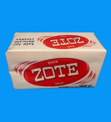 Zote Soap Pink 400gr, Case of 25