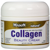 Mason Vitamins Collagen Beauty Cream 100% Pure Collagen Pear Scent, 60ml Jars