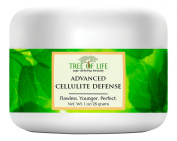 Advanced Cellulite Defence Cream - 71% ORGANIC - Tree of Life Beauty