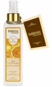 BodyHerbals Ancient Ayurveda Orange Natural Moisturising Body Lotion, Vitamin- C Skin Booster 200ml