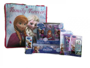 Disney Frozen Olaf, Elsa or Anna Bath and Beauty Set with Gift Tote Bag