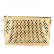 Ideal by Swan Shoes - Bag with Woven Effect pailletté Sandrine