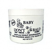 BABY DON'T BE BALD Hair and Scalp Nourishment 240ml by Baby Don't Be Bald