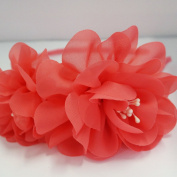 Chicky Chicky Bling Bling Girls Coral Fairy Flower Luau Headband Womens