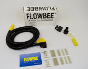 Flowbee Haircutting System with One Extra Flowbee Oil Bottle