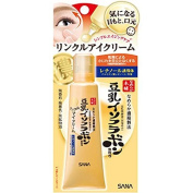 SANA Nameraka Isoflavone Wrinkle Eye Cream, 0.2kg