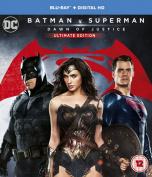 Batman V Superman - Dawn of Justice [Region B] [Blu-ray]