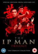 The Ip Man Trilogy [Region 2]