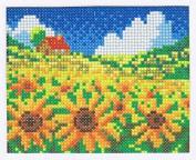 MotoHiroshi skill mini gallery (beadwork kit) sunflower if bamboo MG72