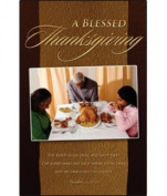 A Blessed Thanksgiving Bulletins