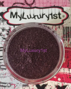 Smokey Purple Loose Cosmetic 30ml Jar Powder Pigment for Melt and Pour Soap, Eyeshadow, Nails, Crafts, and Eye Liner Making
