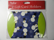 Two Gift Card Holders