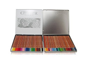 Cretacolor Fine Art Pastel Pencil Sets - Set of 48 in a Tin