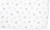 Pehr Designs Little Lamb Crib Sheet, Light Grey