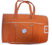 Clemson Tigers Baby Nappy Travel Bag & Changing Pad