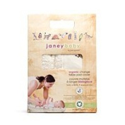 Janey Baby Organic Change Table Pad Cover